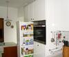Küche, Hochschrank mit Apothekerauszug